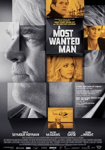 La spia- A most wanted man-Locandina