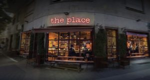 The place, promo video e date